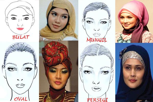 Tips-Memakai-Hijab-Sesuai-Bentuk-Wajah