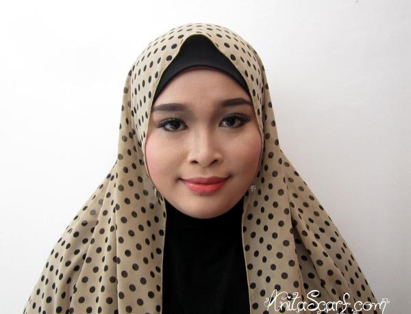 Tutorial Hijab untuk Kerja atau ke Kantor | Tutorial Pashmina by Anita ...
