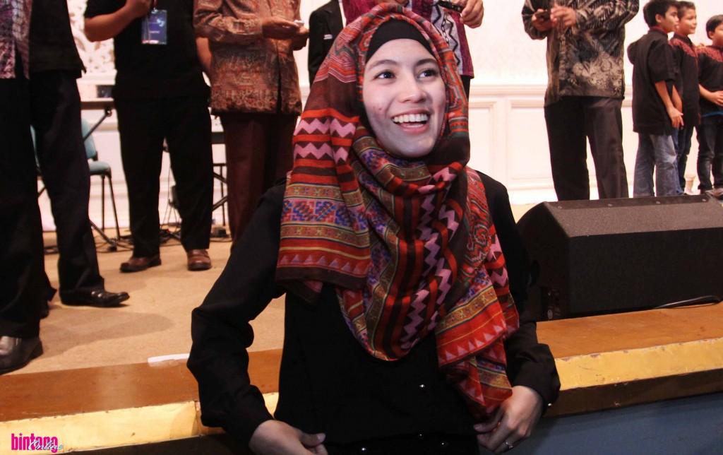Hijab Ala Alyssa Soebandono Pasca Menikah
