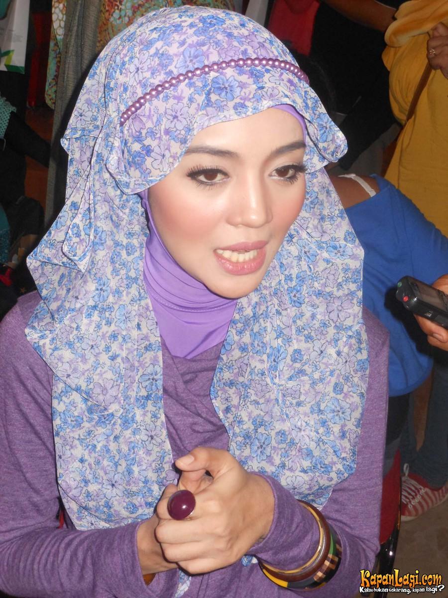 Gaya Hijab Modern Ala Nuri Maulida Tutorial Pashmina By Anita Scarf