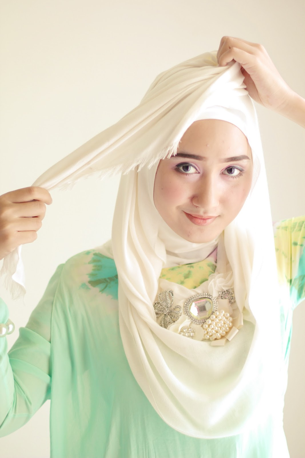 Tutorial Hijab Ala Dian Pelangi Tutorial Pashmina By Anita Scarf