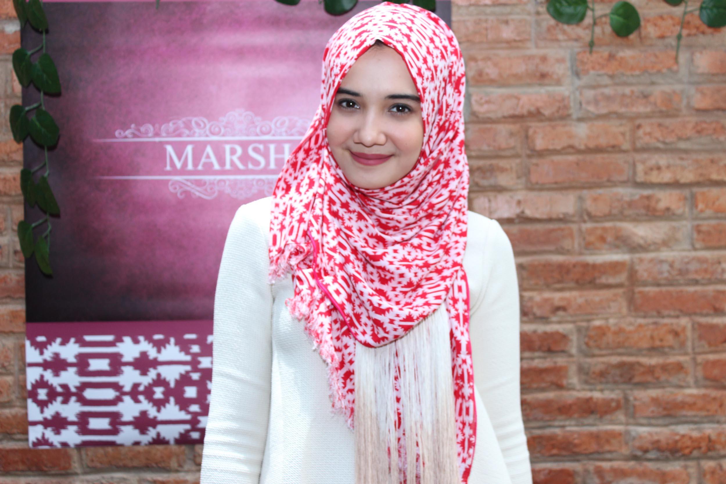 Hijab Zaskia Sungkar Kumpulan Model Hijab Dan Tutorial Hijab Terbaru