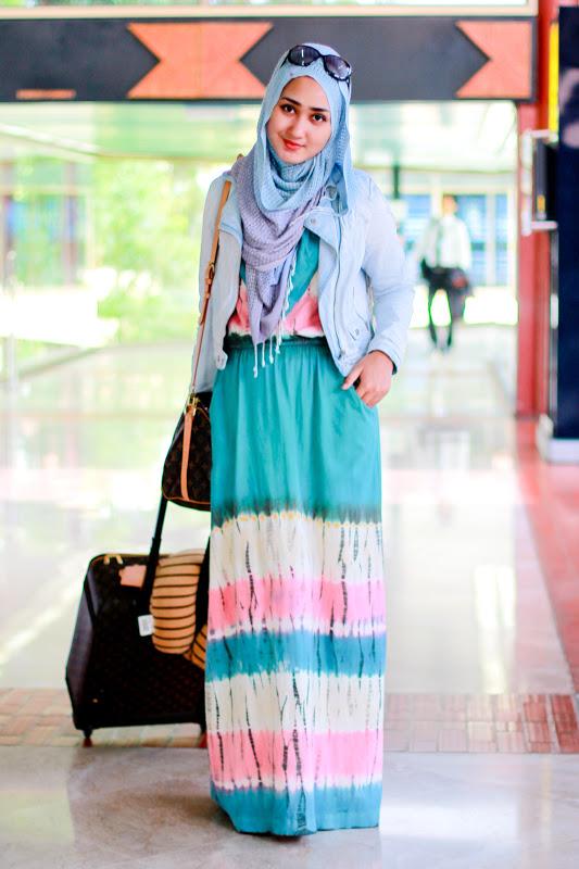 Tips Mudik Aman Dan Nyaman Bagi Muslimah Berjilbab