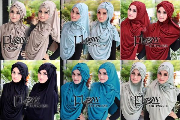 flow-idea-siria-turban-syilla-pilihan-warna