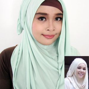 hijabhannahijautelurasin